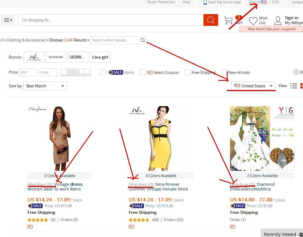 af4a1f7162c How good is Alibaba or AliExpress as a way to buy products for my ecommerce  company?