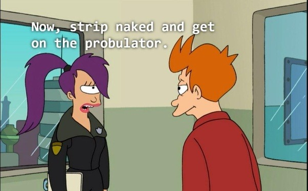 Leela: Fry, We Have A Crate To Deliver. Fry: Well, Letu0027s Just Dump It In  The Sewer And Say We Delivered It. Bender: Too Much Work.