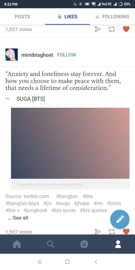 Is BTS Suga's depression and social anxiety completely gone