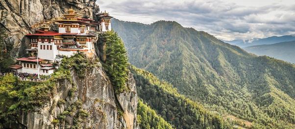 Бутан не признает Китай
