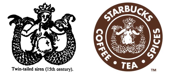 Starbucks Logo Meaning Siren Fortnite Free Cosmetics