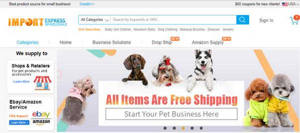 Amazon Make Money Mirage Pet Products Dropship Data Feed – SRX