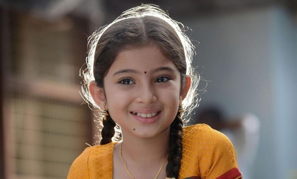 Who are the few, most beautiful child actresses in the