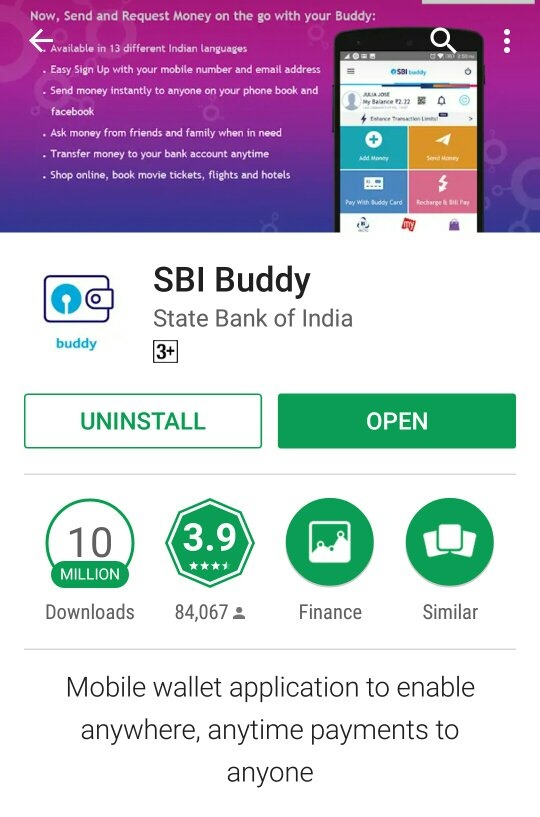 How to open my SBI buddy - Quora