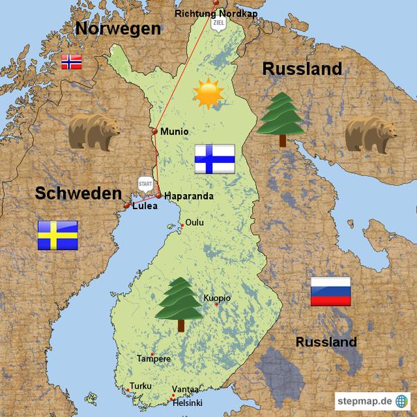Russland Schweden
