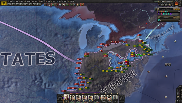 What is the best outcome you've had on Hearts Of Iron IV? - Quora