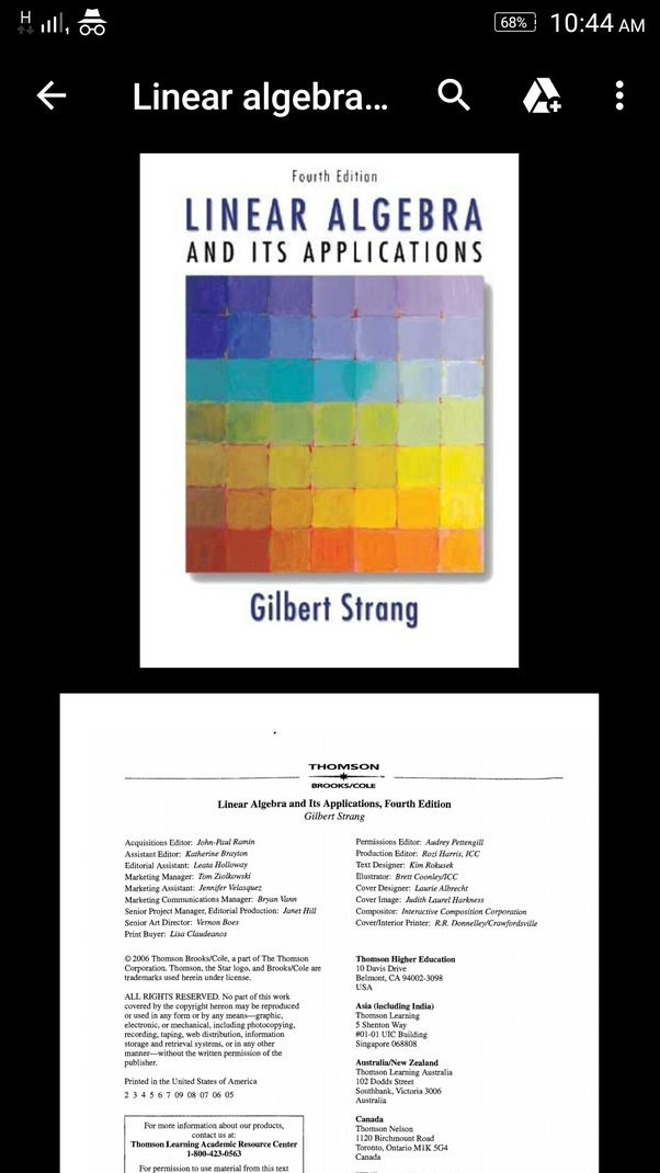 Intro to linear algebra strang 4th edition solution manual by.