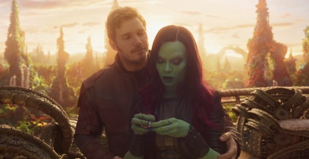 Would Starlord's plan actually have worked if he didn't hit Thanos