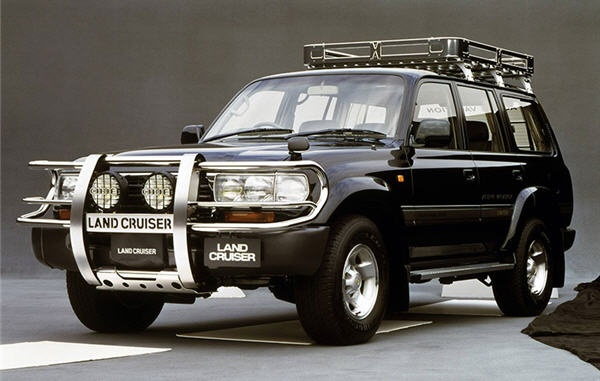 Why do Toyota Land Cruisers regularly go over 300,000 miles with no