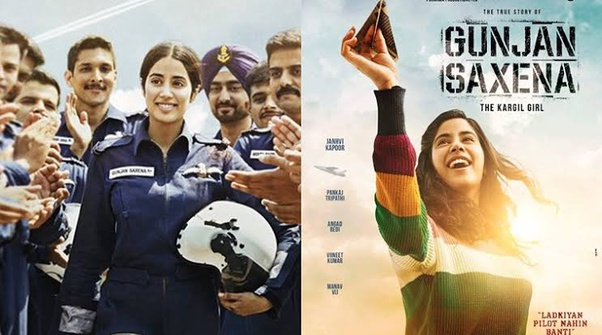 What Is The First Week Box Office Collection Of Gunjan Saxena 2020 Movie Quora