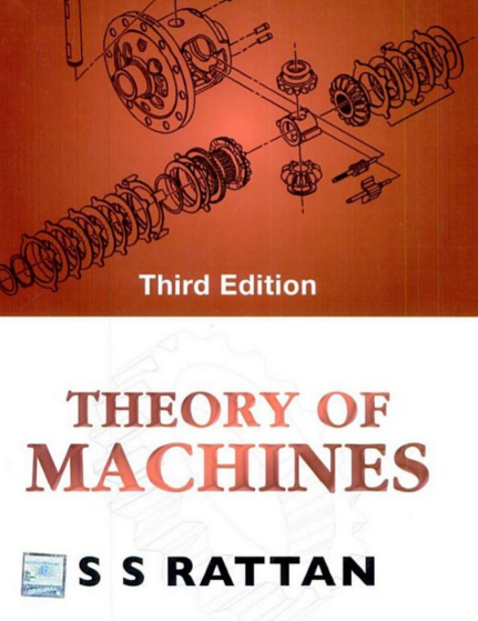Which is the best book for theory of machines tom quora theory of machines by s s rattan fandeluxe Images