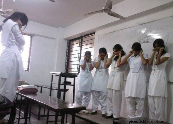 What Is The Most Embarrassing Punishment In Indian Schools