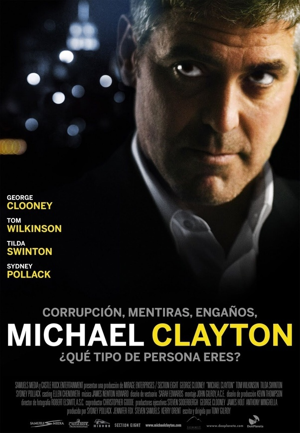what is michael clayton about