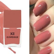 As The Red Dress Is Warm Tone Color Match Nail Will Be Better I Select Some Colors For Your Reference Below