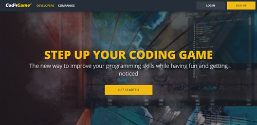 Where can i learn computer programmingcoding online quora improve your coding skills to the next level by solving tons of fun coding challenges in more than 25 languages codingame lets you practice coding in pure fandeluxe Images