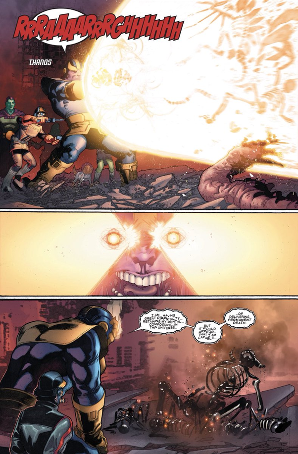 Who would win, Thanos or Kratos? - Quora