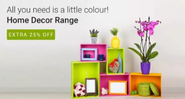 Get Discount On Flipkart Home Decor Products. Visit Flipkart Offers.