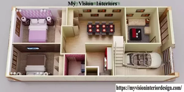 One Of The Best Interior Designer In Hyderabad Is MyHome Interiors And  Decorators. They Provide Range Of Services From Interior Designing, Home  Decoration ...