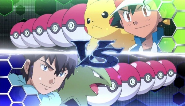 even though ash lost the kalos league are you still impressed that