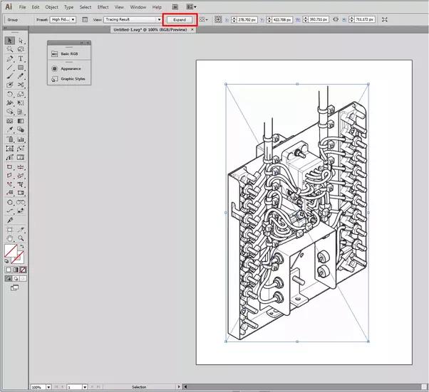 how to convert jpg image into svg in adobe illustrator quora