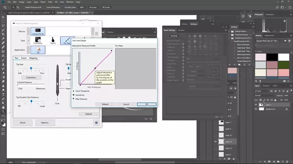 Drawing Smooth Lines With A Tablet : Best drawing tablets for artists in