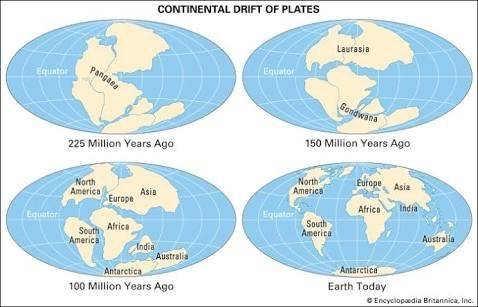 Was india a continent million years ago quora placement of the current continents publicscrutiny Images
