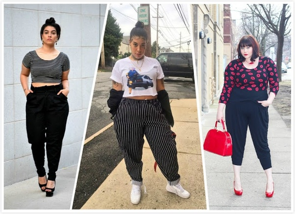 e1a3e0d9ca05 What should I wear with harem pants  - Quora