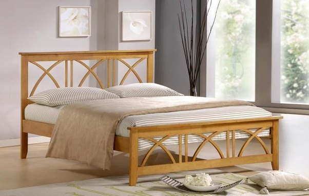 What are good, affordable bed frames for memory foam mattresses? - Quora