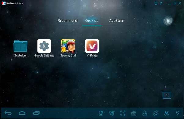 Which one is the better Android emulator for PCs, Andy or