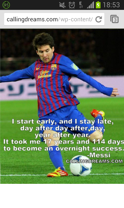 Related QuestionsMore Answers Below. Why Does Lionel Messi ...