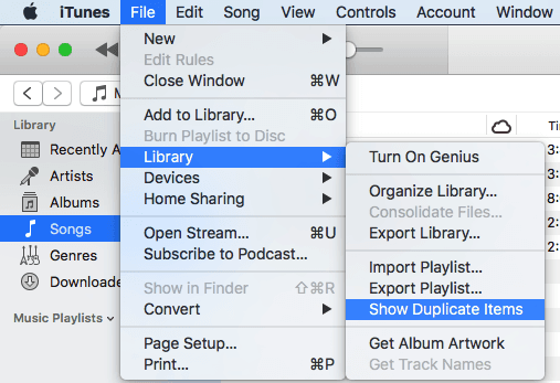 How to remove thousands of duplicate songs from iTunes - Quora