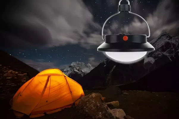 The Surborder Shop 60 LED Portable Camping Tent Umbrella Night Light Lamp Got High Marks On This List Of Best Gear And Gadgets