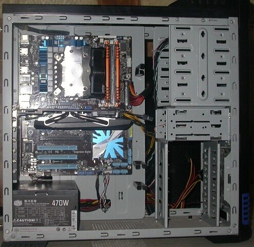 can a custom gaming pc be built without wires quora rh quora com Computer Wiring Solutions Business Computer Wiring