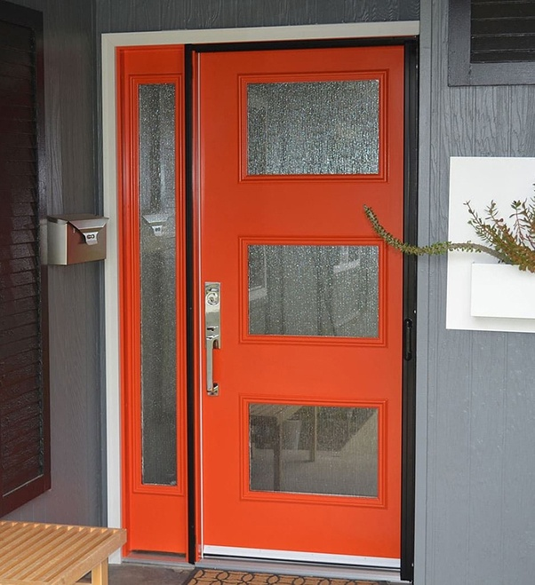 Is Fiberglass Or Wood Better For An Exterior Door Why Quora