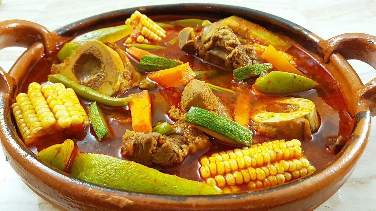 Cuál es el plato típico de tu país o región que un visitante