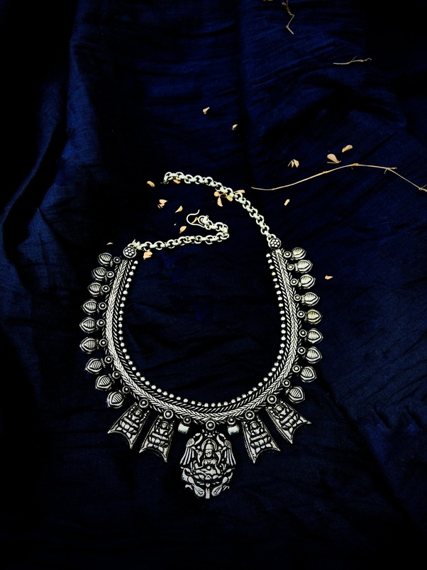 Where can I collect the best Indian antique jewellery images? - Quora