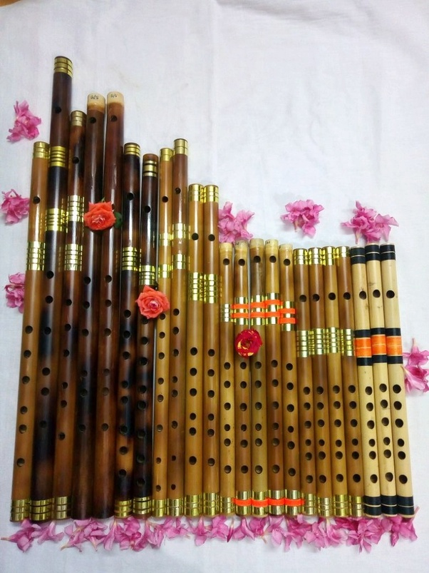 What are different scales in bansuri (Indian Flute)? What it