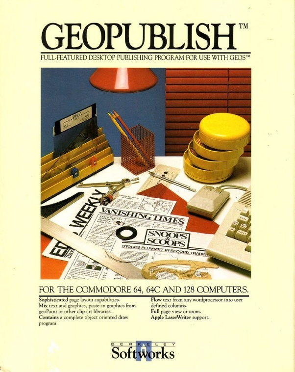 Is there any good Commodore 64 software worth investing in
