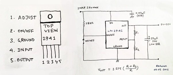 where can i get handy low voltage regulator in the range