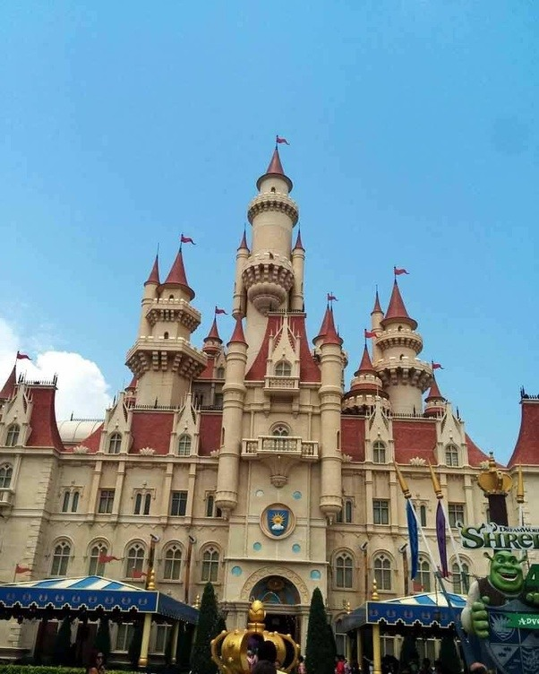 Why should we go to Universal Studios Singapore? - Quora