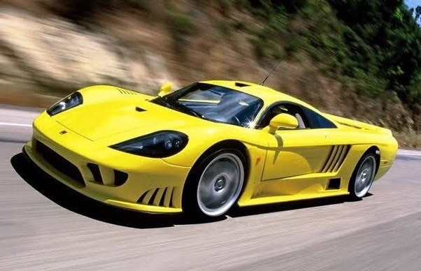 Marvelous Honorable Mention Would Go To The Saleen S7.