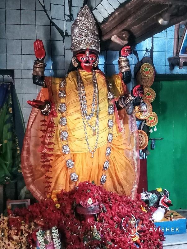 Where Is Firingi Kali Bari In Kolkata What Is Its History