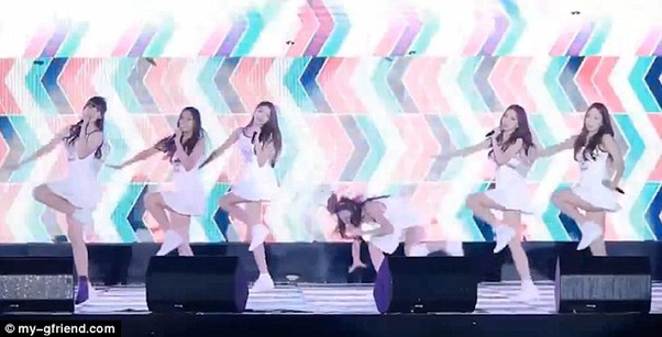 What Are Some Accidents That Ever Happened On The Stage Of K Pop Idols Performance Quora