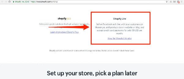 What is Shopify Lite? - Quora