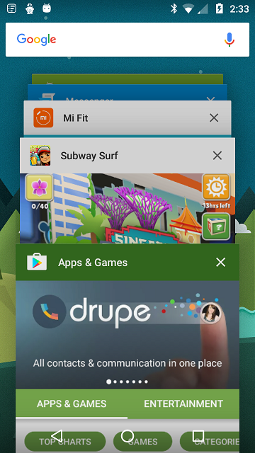 What Does A Triangle Circle And Square Mean In Android Lollipop