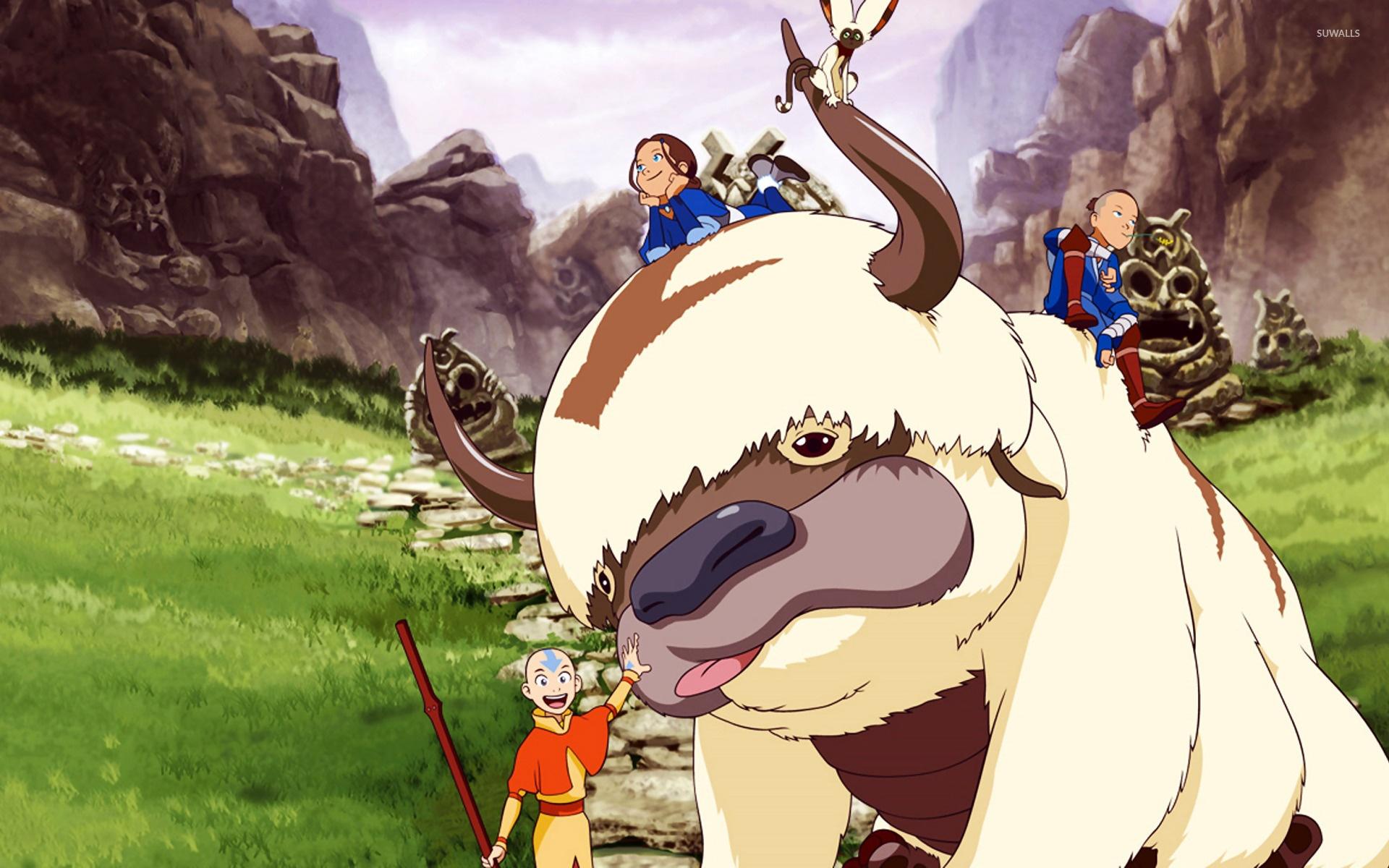 Is Avatar: The Last Airbender anime or cartoon? - Quora
