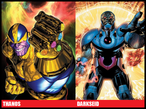 Who Is The Ultimate Boss Villain In DC Comics Like Marvels Thanos