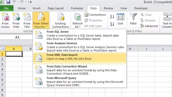 how to convert an xml file to an organized excel output quora