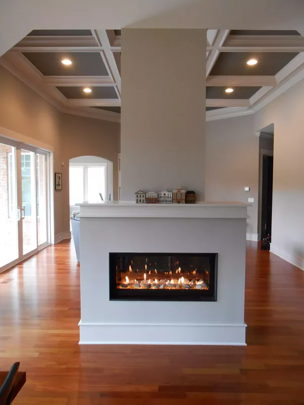 Best Living Room Fire Place