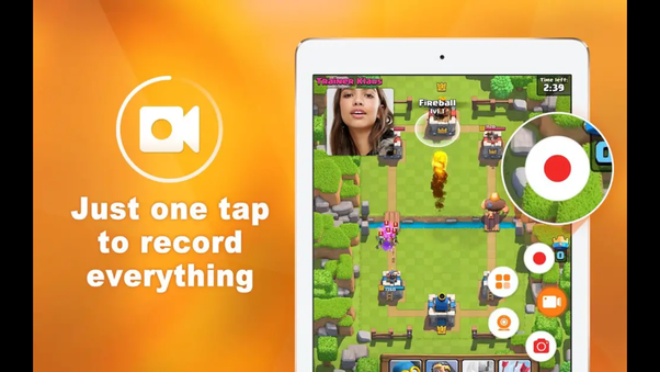 What is the best app for recording the screen and internal